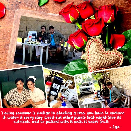 valentines story coffee