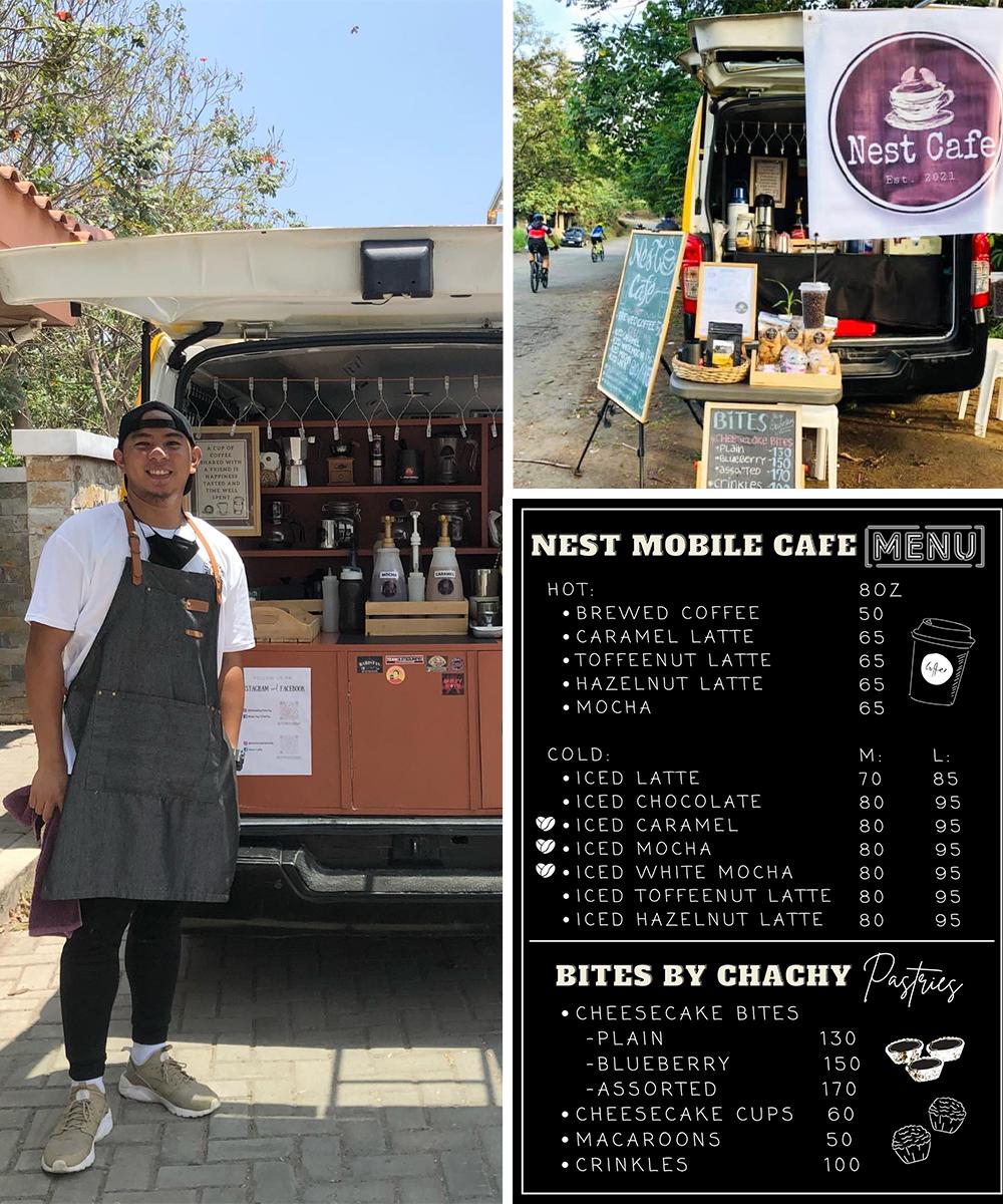 nest cafe coffee shop